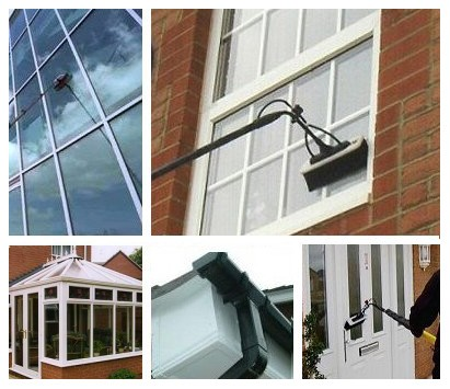 window cleaning services in Airdrie